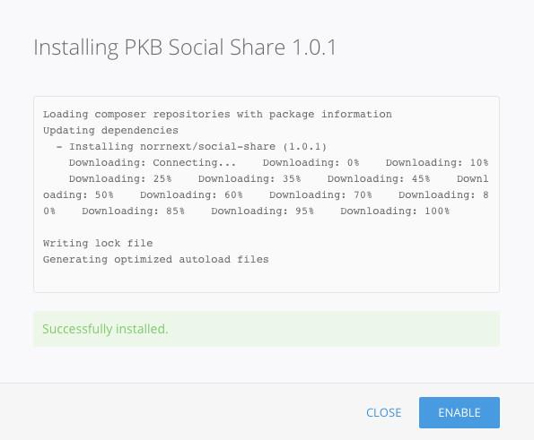 Pagekit: обзор модульной CMS на базе Symfony - 6