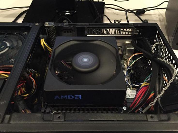 Охладитель AMD Wraith подходит для процессоров с TDP до 125 Вт