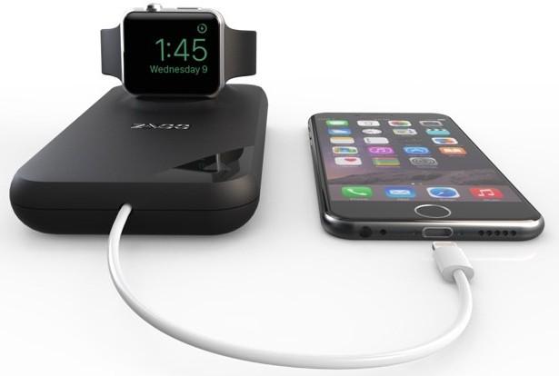 Zagg представила портативный аккумулятор Mobile Charging Station для iPhone и Apple Watch