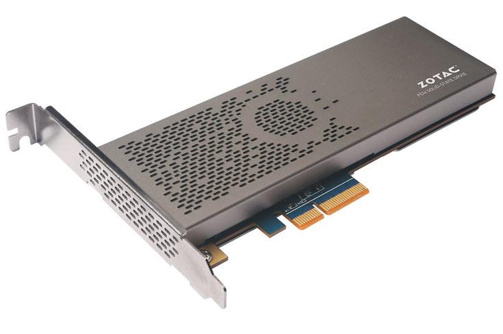 В накопителе используется процессор Phison и флэш-память MLC NAND
