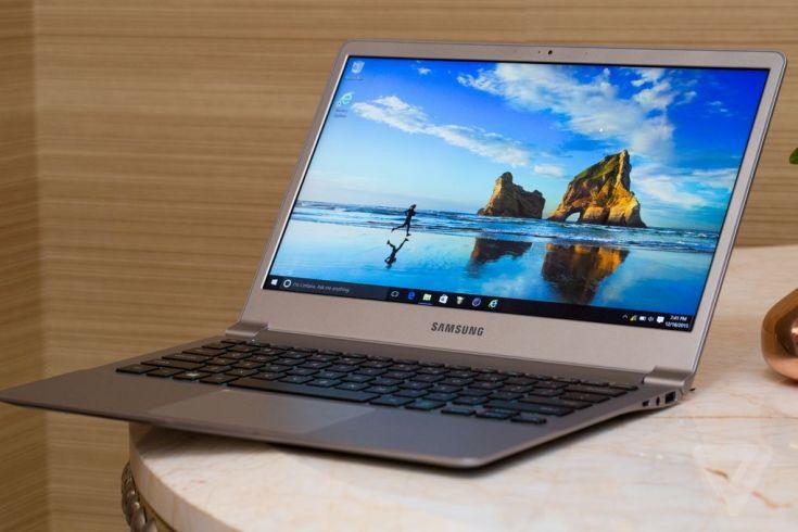 Samsung представила ноутбуки Notebook 9 series
