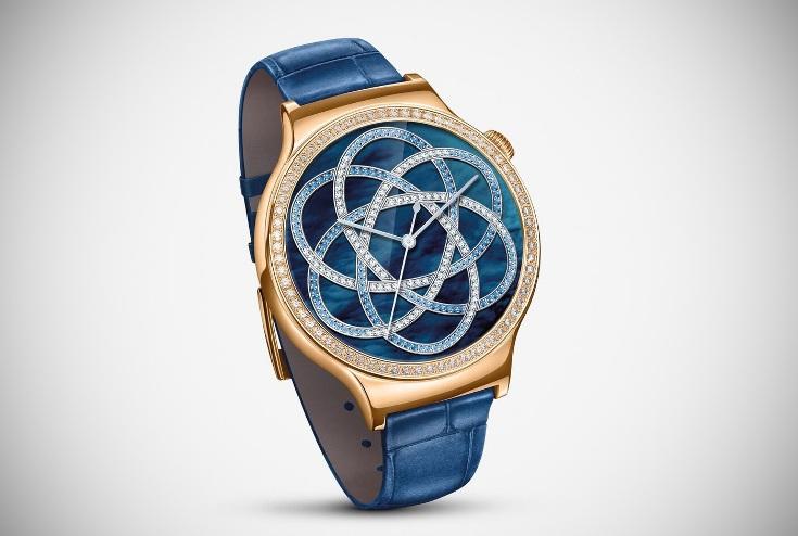 Часы Huawei Watch Elegant и Watch Jewel стоят $500 и $600