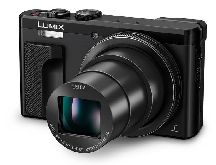 Камера Panasonic Lunix DMC-ZS60 поддерживает съемку видео 4K