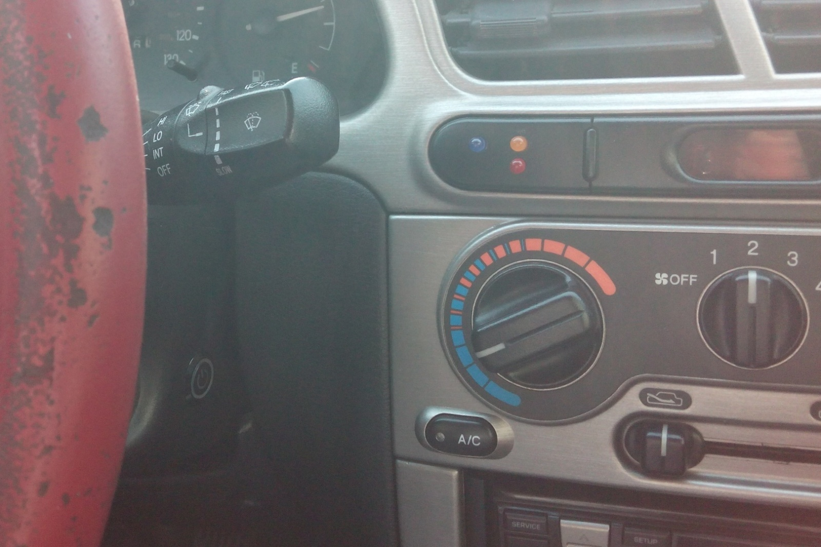 Секс в автомобиле или ещё одна кнопка старт-стоп с ардуино и светодиодами - 21