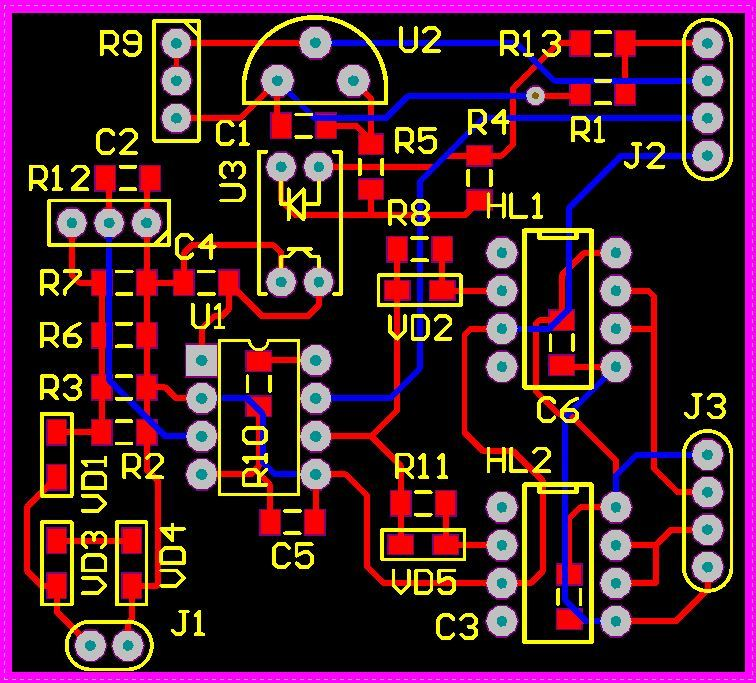Схемотехника зарядного устройства для ИБП on-line. Часть 5 - 13