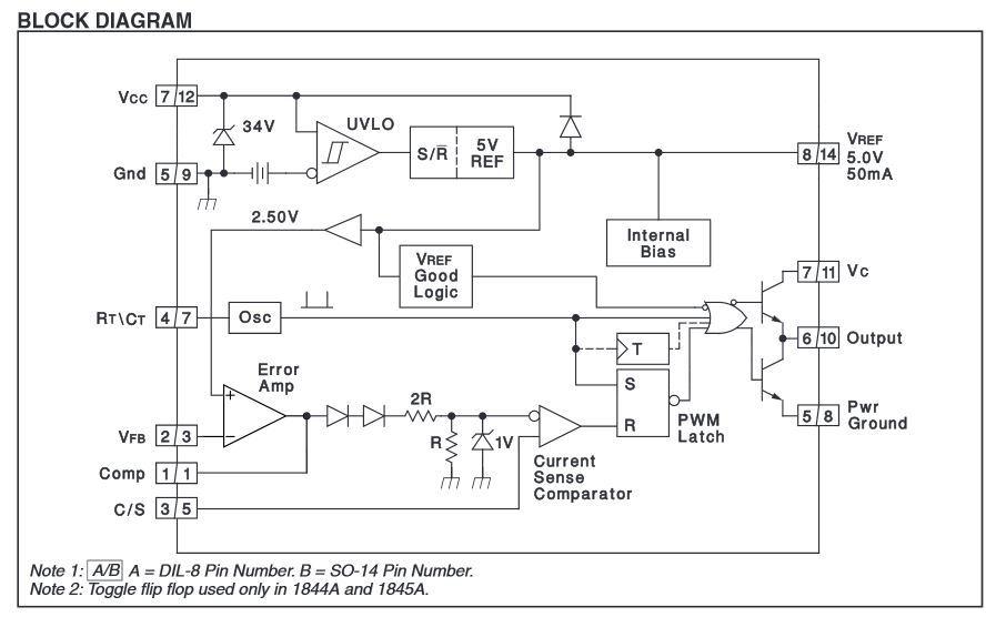 Схемотехника зарядного устройства для ИБП on-line. Часть 5 - 8