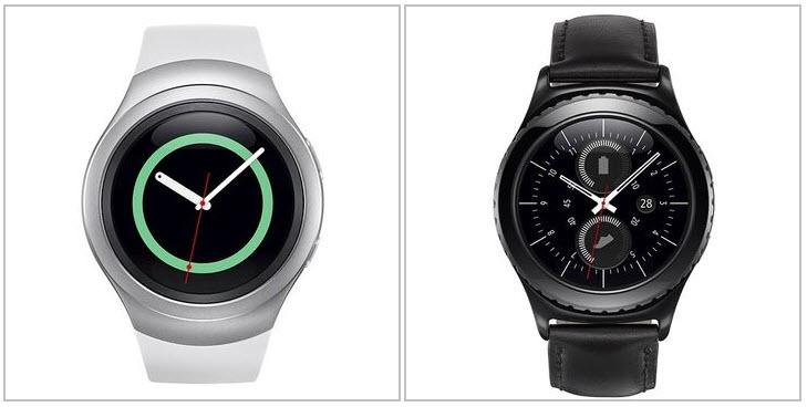 Умные часы Samsung Gear S2 получат поддержку iOS