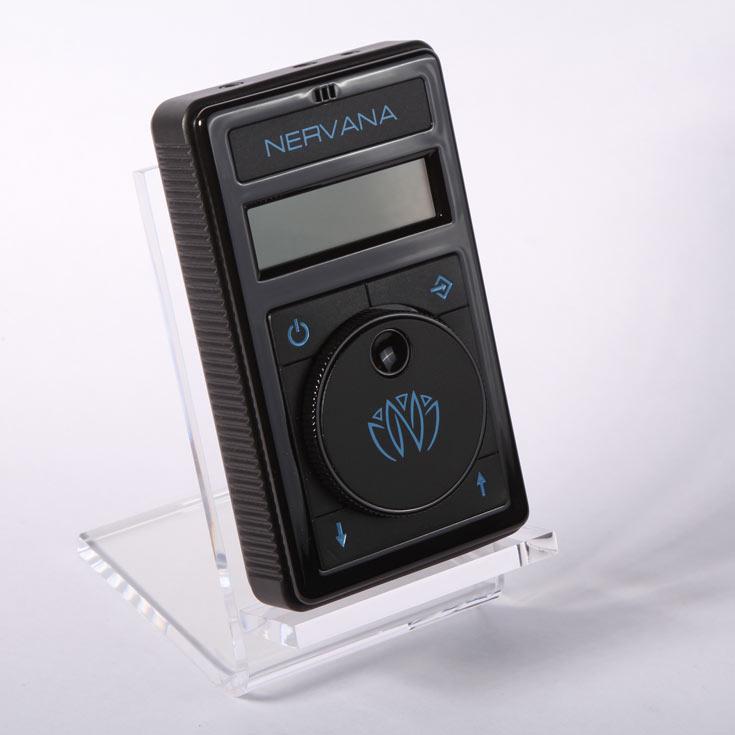 Производитель подчеркивает, что Nervana работает без медикаментов