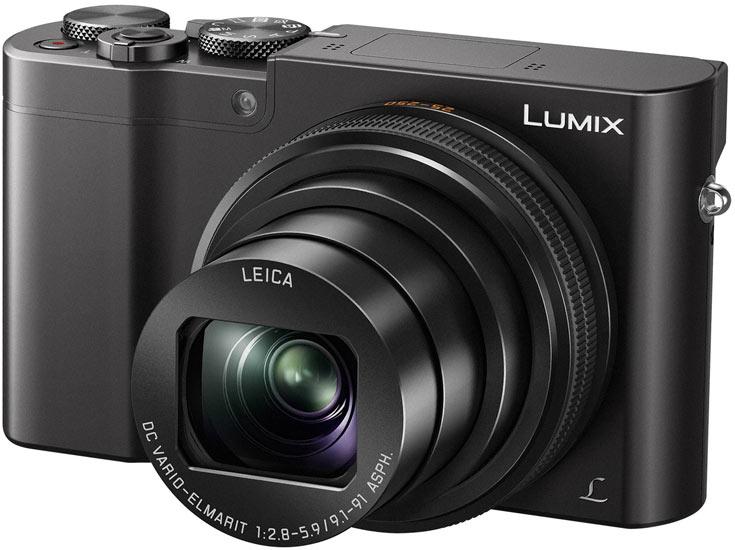 Камера Panasonic Lumix DMC-ZS100 поддерживает съемку видео 4K