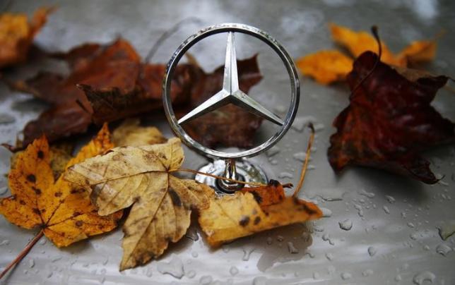 Mercedes-Benz собирается массово выпускать электромобили