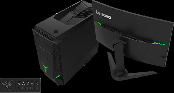 Razer и Lenovo привезли на CES первые совместные продукты