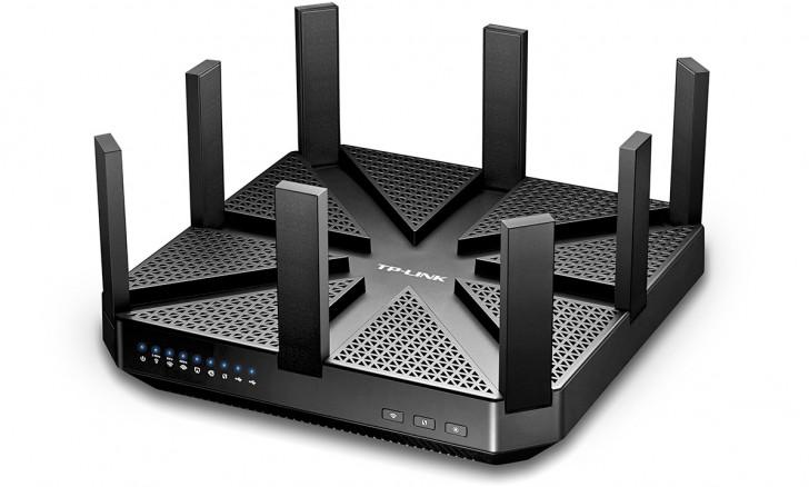 Роутер TP-Link AD7200 Talon поддерживает Wi-Fi 802.11ad