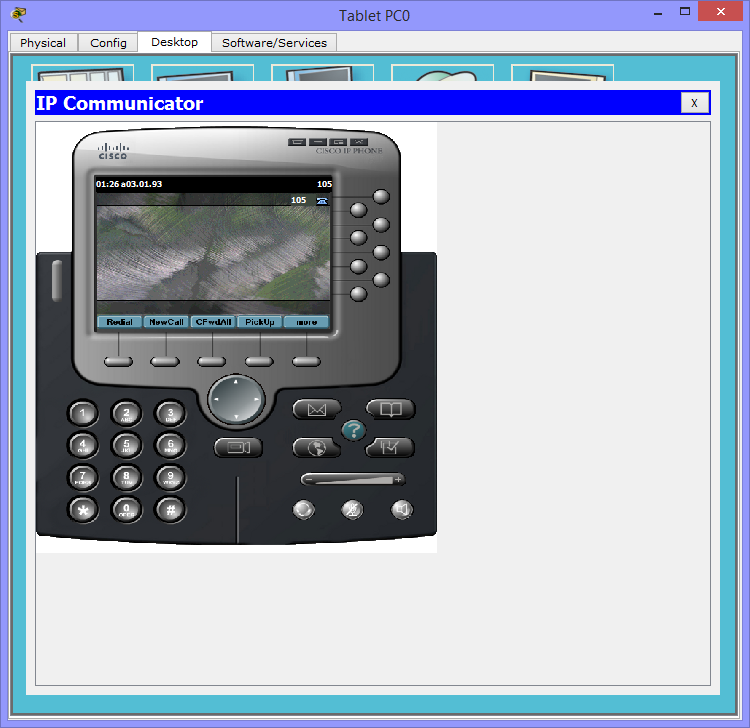 VoIP + Cisco Packet Tracer - 12