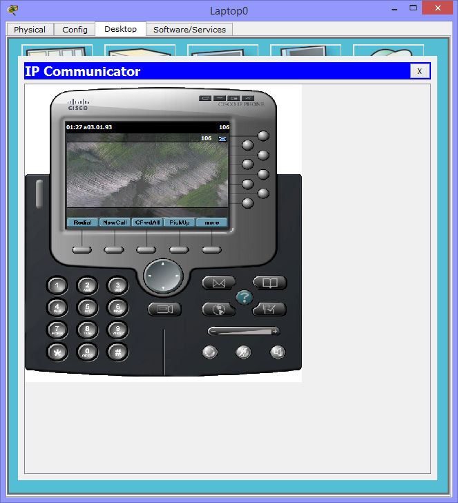 VoIP + Cisco Packet Tracer - 13
