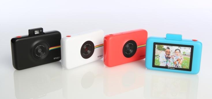 Компактная камера Polaroid Snap+ попадёт в продажу только в конце года
