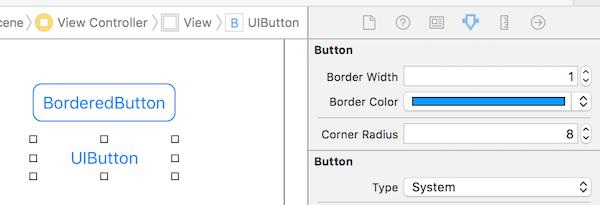 Магия IBDesignable или расширяем функциональность Interface Builder в Xcode - 5