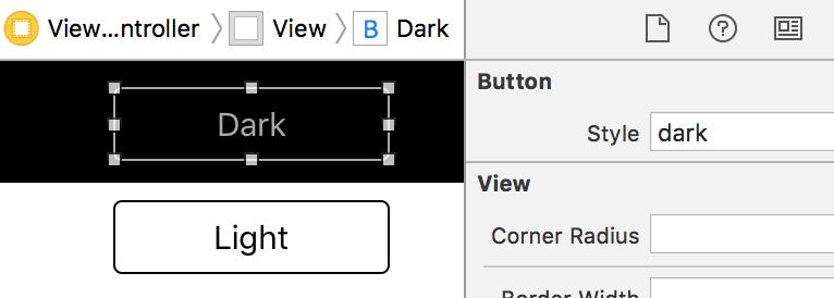Магия IBDesignable или расширяем функциональность Interface Builder в Xcode - 8
