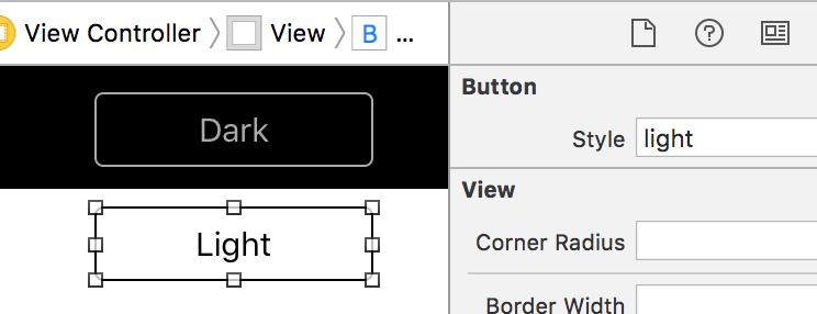 Магия IBDesignable или расширяем функциональность Interface Builder в Xcode - 9