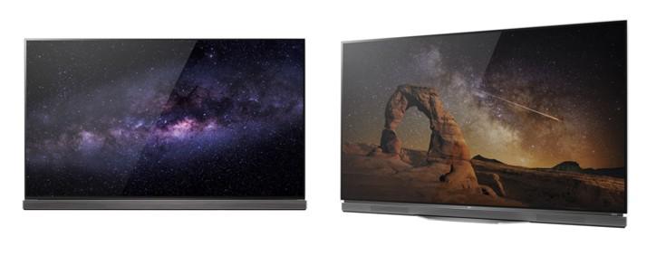 LG представила самые тонкие в мире телевизоры OLED