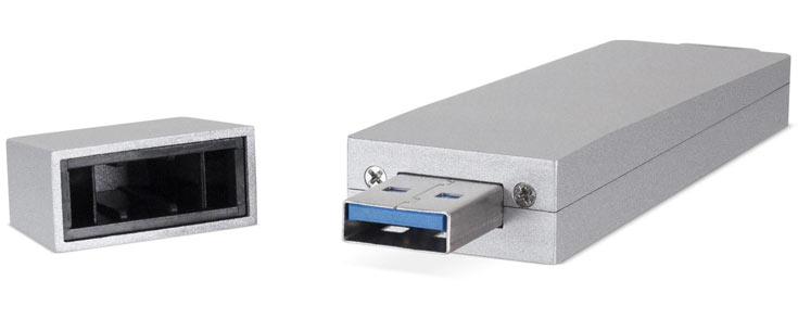 Цена накопителя OWC Envoy Pro mini объемом 480 ГБ — $287