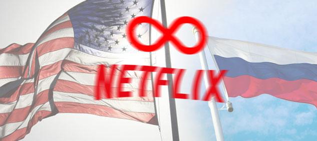 У русского Netflix ru в 8 раз меньше фильмов, чем в США — 722 вместо 5748