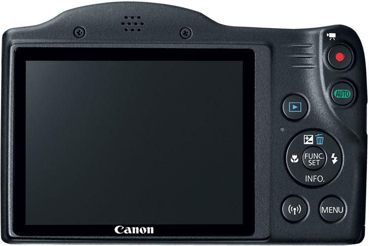 Продажи PowerShot SX420 IS начнутся в марте по цене $400