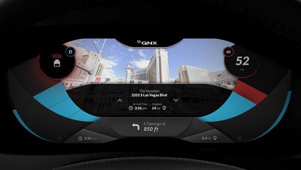 BlackBerry рассказала о своих амбициях в автомобильном сегменте