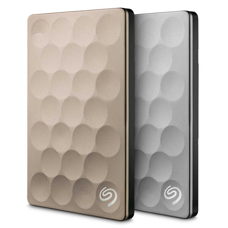 Толщина Backup Plus Ultra Slim — 9,6 мм