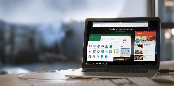 Операционная система Remix OS станет доступной для настольных и мобильных ПК