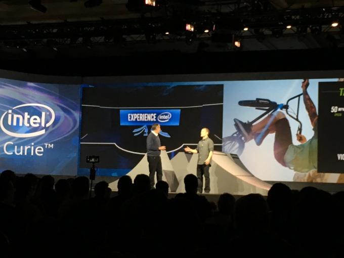 Модули Intel Curie помогут компании закрепиться в спортивном сегменте