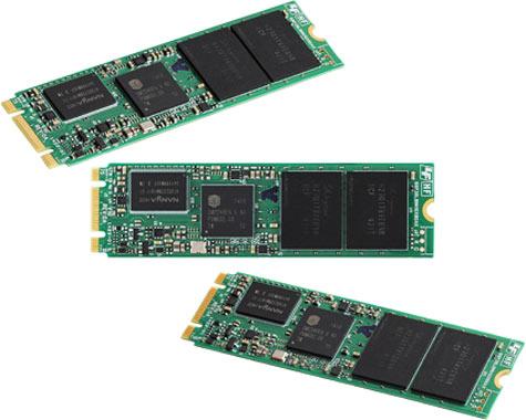 Накопитель Lite-On J8 выполнен в типоразмере M.2 и оснащен интерфейсом SATA 6 Гбит/с