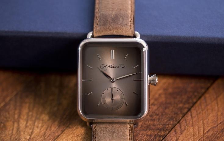 Механические часы H. Moser & Cie Swiss Alp Watch стоят почти 25 000 долларов