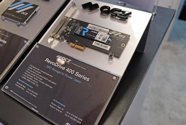 OCZ RevoDrive — NVMe SSD со скоростью работы 2,4 ГБ-с - 2