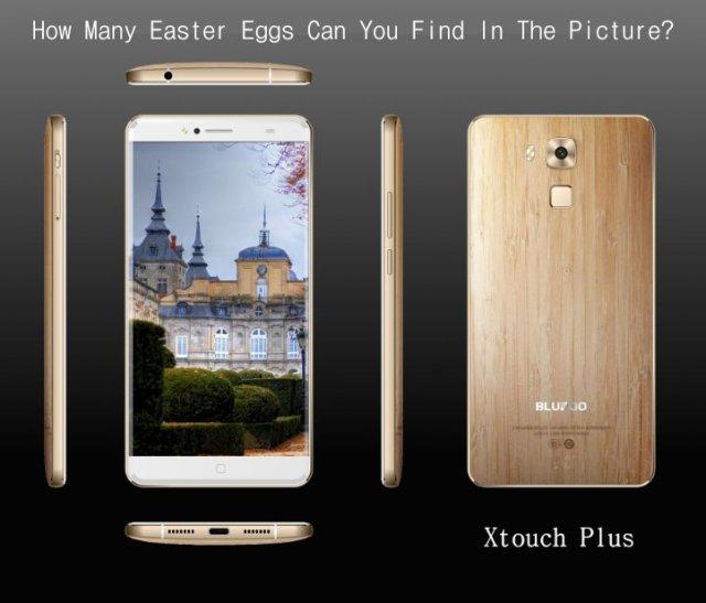 Смартфон Bluboo Xtouch Plus получит ёмкую АКБ