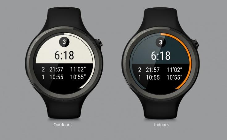 Умные часы Moto 360 Sport получили необычный гибридный экран