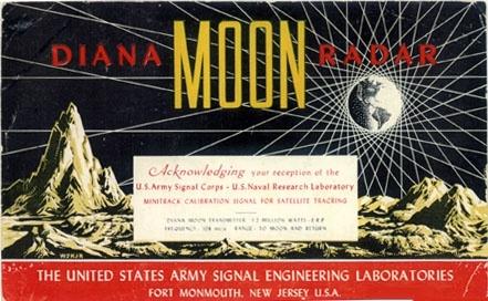 70 лет назад на Земле впервые приняли отраженный от Луны радиосигнал - 1