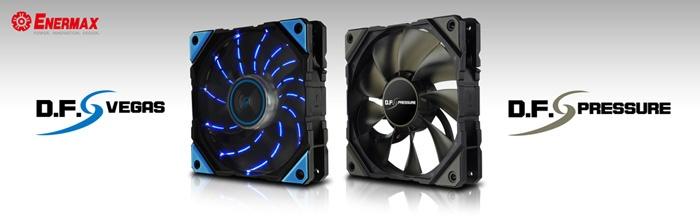Enermax расширила ассортимент корпусных вентиляторов