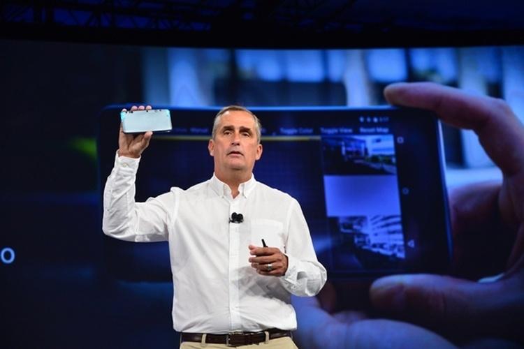 Intel RealSense — теперь и в смартфоне - 1