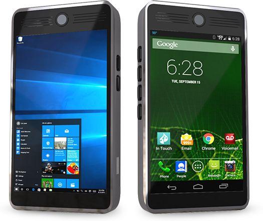 Мобильное устройство Nitro Duo получило две аппаратные платформы