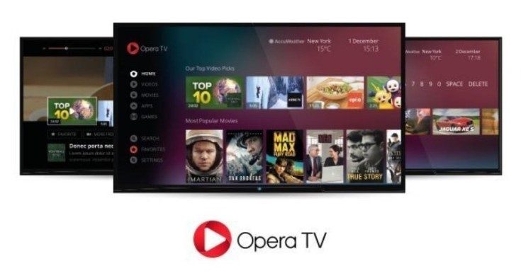 Opera Software представила телевизионную ОС Opera TV 2.0