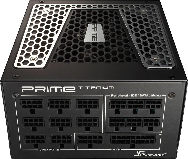Seasonic представила БП Prime Series