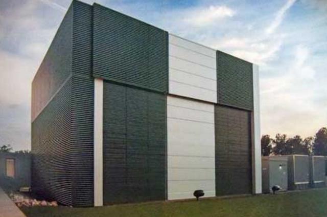 Экономия на квадратных метрах. Многоэтажная серверная ферма - 8