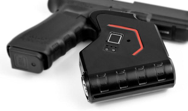 Устройство Identilock делает пистолет умным