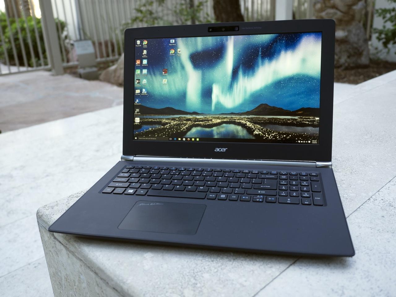 Acer на CES 2016: мониторы, планшеты, игровые ноутбуки и ультрамобильный трансформер - 18
