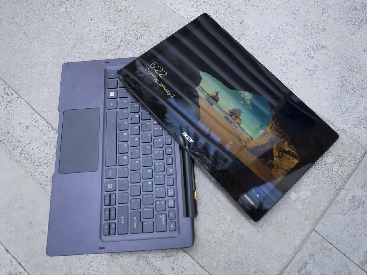Acer на CES 2016: мониторы, планшеты, игровые ноутбуки и ультрамобильный трансформер - 9