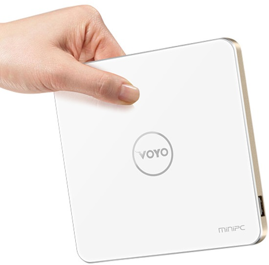 Voyo V3 лишился аккумулятора, который был у предшественника, но стал мощнее