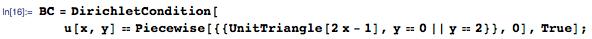 Новое в Wolfram Language | Аналитическое решение уравнений в частных производных - 17
