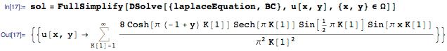 Новое в Wolfram Language | Аналитическое решение уравнений в частных производных - 18