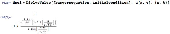 Новое в Wolfram Language | Аналитическое решение уравнений в частных производных - 22