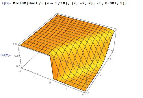 Новое в Wolfram Language | Аналитическое решение уравнений в частных производных - 23